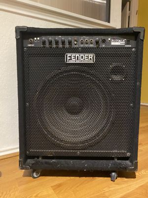 Fender Bass Amplificator for Sale in San Antonio, TX
