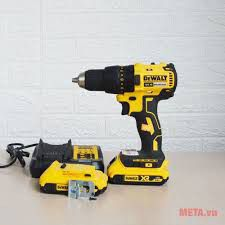 DEWALT 20-Volt Max 1/2-in Variable Speed Brushless Cordless Hammer Drill (2 Batteries Included and Charger Included) for Sale in Greensboro, NC