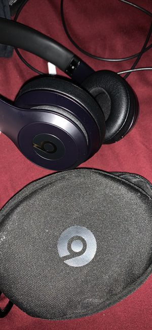 BEATS SOLO 3 HEADPHONES for Sale in Eastchester, NY