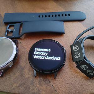 44mm Samsung Galaxy Watch Active 2 Waterproof Smartwatch for Sale in Elk Grove, CA