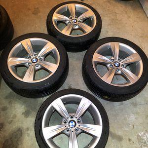 Bmw 18 inch wheels for Sale in SeaTac, WA