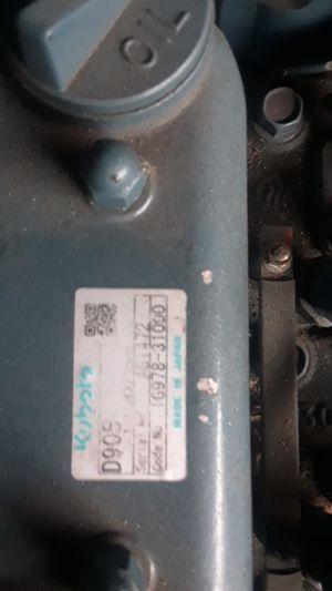 2010 Kubota D905 engine for Sale in Jacksonville, FL