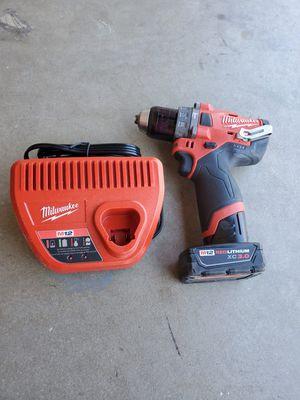 Milwaukee fuel hammer drill set for Sale in Phoenix, AZ