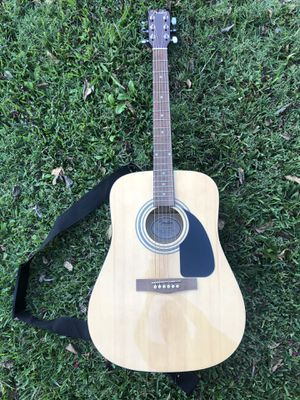 New Fender FA-115 PK for Sale in Grand Prairie, TX