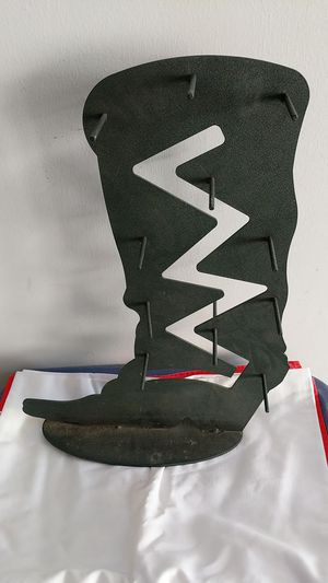 Cowboy boot display for jewerly or keys anything you want for Sale in Wenatchee, WA