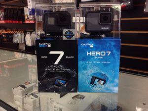 NO CREDIT NEEDED!! NEW GOPRO HERO 7 for Sale in Santa Ana, CA