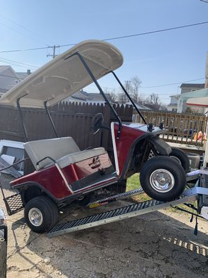 1984 ezgo 2cycle golf car for Sale in Lakewood, OH