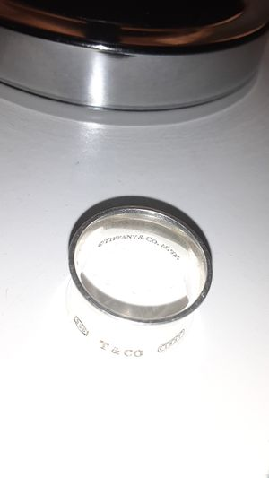 Tiffany and co. wide silver 1837 ag925 for Sale in Long Beach, CA