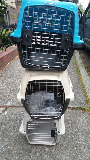 Dog kennels almost new for Sale in Seattle, WA