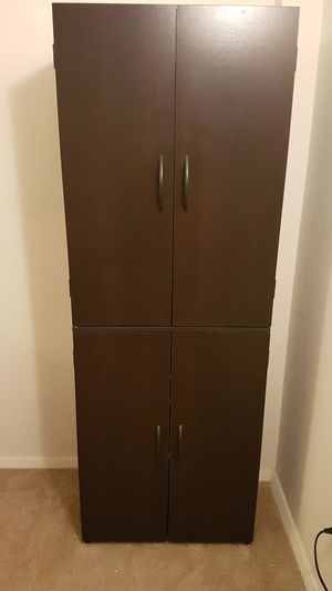 Cupboard / Cabinet for books, clothing , storage items for Sale in Los Angeles, CA
