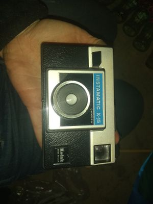 Pick up today$10 vintage instamatic x-15 camera for Sale in Philadelphia, PA