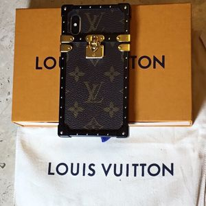 Louis Vuitton Eye Trunk iPhone X Phone Case for Sale in Winter Park, FL