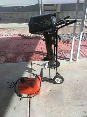 Tohatsu 6hp 4 stroke for Sale in Mesa, AZ