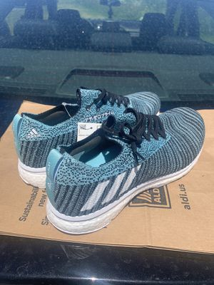 Adidas Adizero Prime Parley LTD D97654 Running Shoes Mens Size 12 for Sale in Chicago, IL