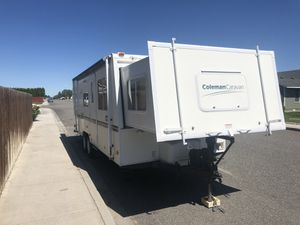 2004 Coleman Caravan Travel Trailer 25ft for Sale in Pasco, WA