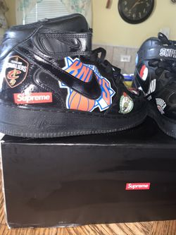 Supreme NBA Niker AirForce 1 for Sale in undefined