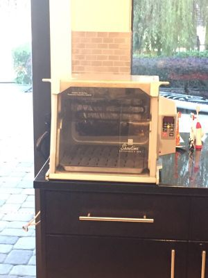 Rotisserie Oven and BBQ (all supplies included) for Sale in Orlando, FL