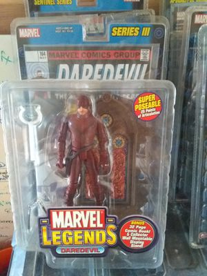 Marvel Legends Daredevil for Sale in San Antonio, TX