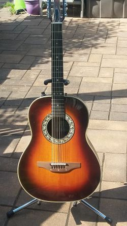 "Ovation ""Pacemaker"" 1615 12- String Acoustic/Electric for Sale in Woodbury,  NJ"