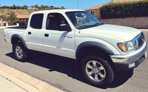 TOYOTA TACOMA 4DR SDN V4 AUTO 2003 for Sale in Cleveland, OH