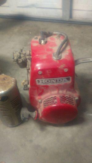 Honda Motor 171cc 4.5 hp for Sale in Modesto, CA