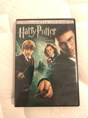 Harry Potter and the Order of Phoenix (5) for Sale in Cleveland, OH