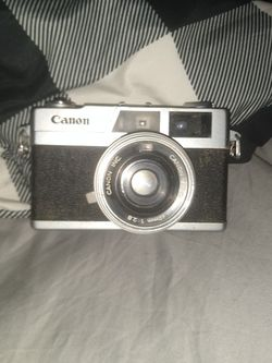 1971 Vintage Canon Canonet 28 for Sale in Waco,  TX