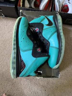Lebron 8 south beach pre heat for Sale in Woodbridge, VA