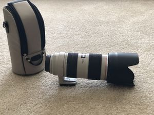 Canon 70-200mm f2.8 for Sale in Newburgh, IN