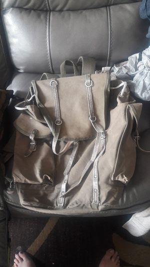 Big backpack satchel tool hiking bag for Sale in Queens, NY