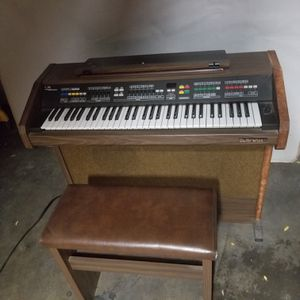 C100 computer by Elka vintage Gulbransen piano/organ. for Sale in San Bernardino, CA