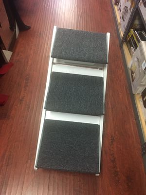 Folding dog stairs or ramp new for Sale in Los Angeles, CA