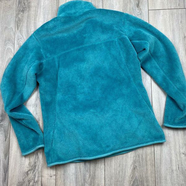 Patagonia re-tool snap pullover* women's medium* great shape