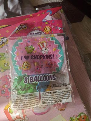 Shopkins balloon for Sale in Anaheim, CA