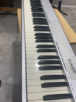 M-Audio 88-key MIDI Keyboard for Sale in Kent,  WA