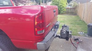 Warn m12000 winch with custom carrier for Sale in Marysville, WA