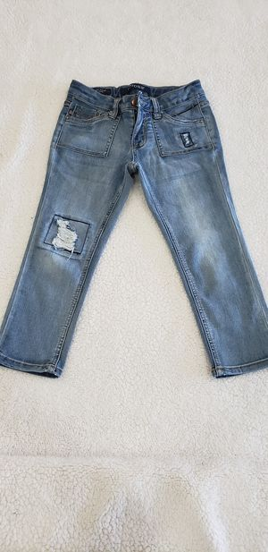 Girls Ankle Jeans SZ.. 10 for Sale in San Bernardino, CA
