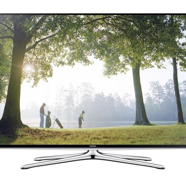 Samsung UN60H6350 60-Inch 1080p 120Hz Smart LED TV (2014