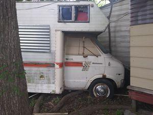Truck\camper trailer for Sale in Houston, TX