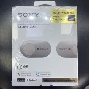 Sony Earbuds Headphones for Sale in Great Neck, NY
