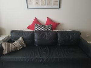 Moving sale couch/bed, book cases etc for Sale in Issaquah, WA