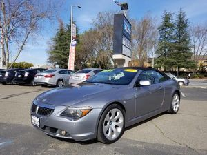 2007 BMW 6 Series for Sale in Fremont, CA