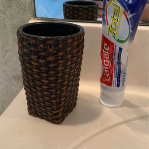 Toothbrush Holder Cup for Sale in West Palm Beach, FL