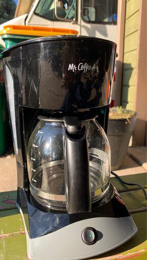 Mr coffee maker for Sale in Morrison, CO