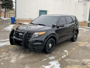 2013 Ford Explorer Police Interceptor for Sale in Chicago, IL
