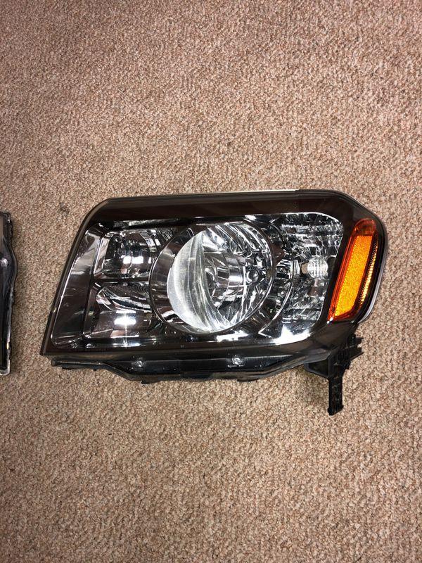 Honda Pilot 2009-2013 headlight