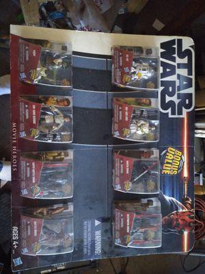 Hasbro starwars bonus pack for Sale in Glendale, AZ