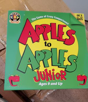 Apples to Apples board game for Sale in Cary, NC