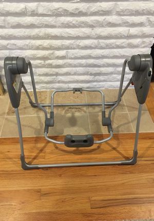 Graco space saver baby swing. Click baby car seat into swing. for Sale in Portland, OR