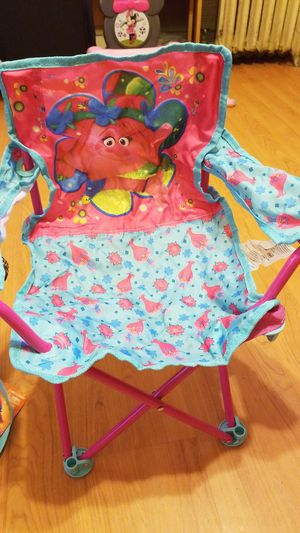 Trolls toddler chair for Sale in Philadelphia, PA